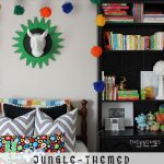 A Jungle-Themed Little Boy's Room – The Reveal