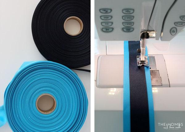 Tutorial for making Magnet Basket Labels - a great damage-free option for labeling ANY bin or basket!
