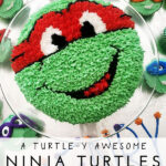 A Turtle-Y Awesome Ninja Turtles Birthday Party