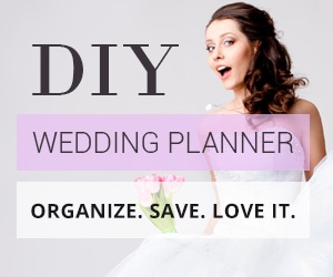 printable wedding planner - keepsaked