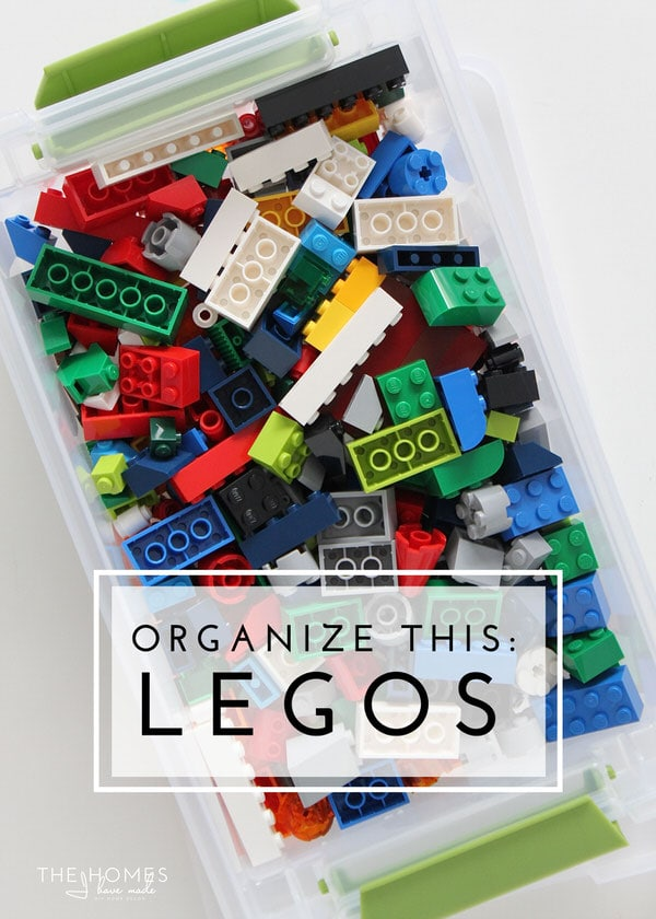Exceptionnel Get Your Lego Kits Organized And Labeled With This Simple Organizing  Project! Never Loose A