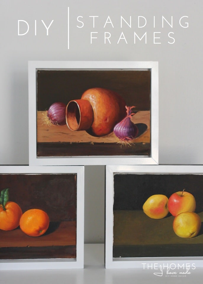 Custom Frames for Mom's Art-001