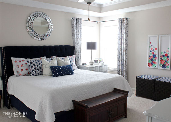 A Simple Sweet Master Bedroom Retreat The Homes I Have Made