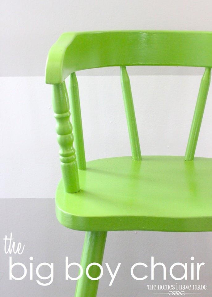 Henry's Big Boy Chair-001