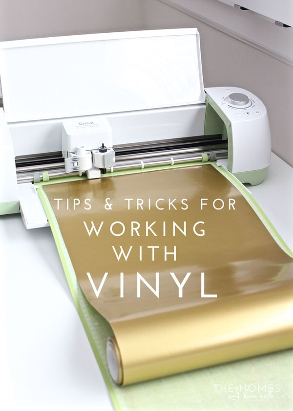 vinyl cricut machine