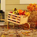The Home Depot's #DIHWorkshop Virtual Party | Rustic Wheelbarrow!