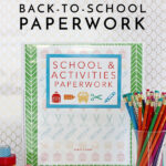 Organize This: Back-to-School Paperwork