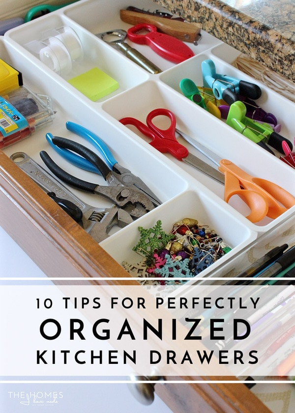 organized kitchen drawers 10 tips for perfectly organized kitchen drawers the 1255