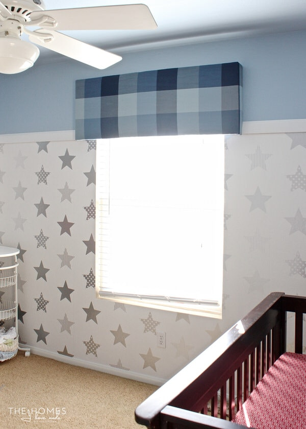 5 weeks to transform 1 room = The One Room Challenge | Come see how I am transforming this bland and boring rental bedroom into a super-star themed baby boy nursery!