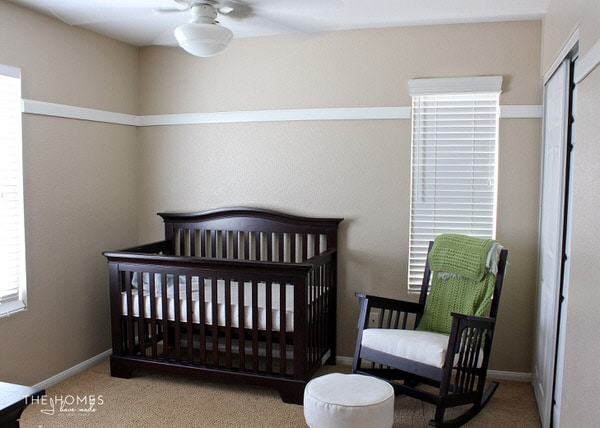 5 weeks to transform 1 room = The One Room Challenge   Come see how I am transforming this bland and boring rental bedroom into a super-star themed baby boy nursery!