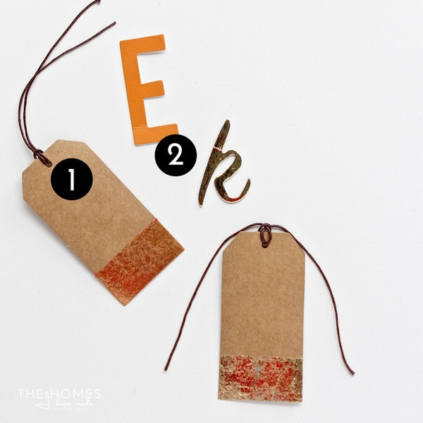 Some basic supplies and just a few minutes are all you need to whip up these 6 easy DIY Thanksgiving Place Card Ideas!