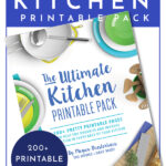 The Ultimate Kitchen Printable Pack