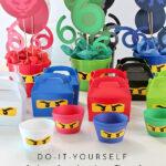 DIY Ninjago Party Decor (Henry's 6th Birthday Party!)
