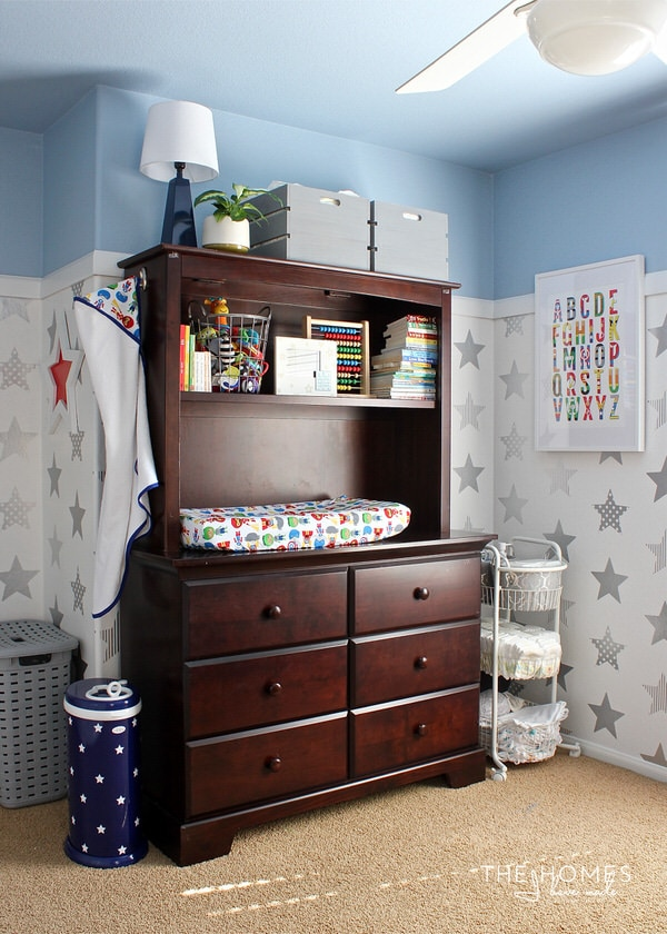 My Favorite Nursery Organization Solution Right Now The