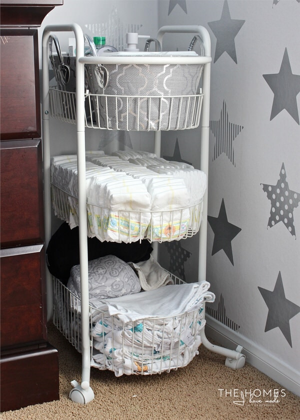If You Are Struggling To Carve Our More Functional Storage In Your Babyu0027s  Nursery, Check