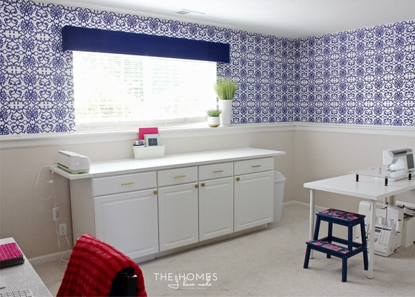 Cut the Cost of Removable Wallpaper
