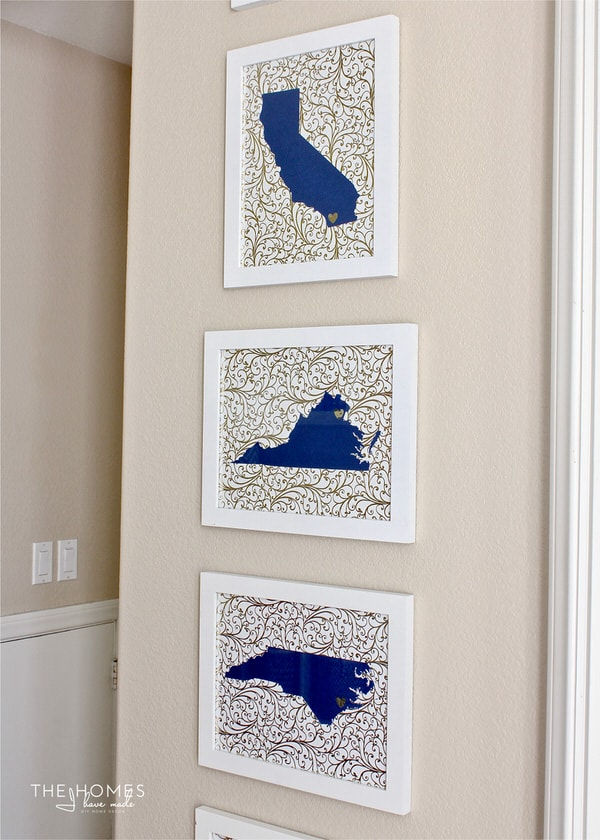 How To Hang A Gallery Wall With Command Strips The Homes