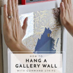 How to Hang a Gallery Wall with Command Strips
