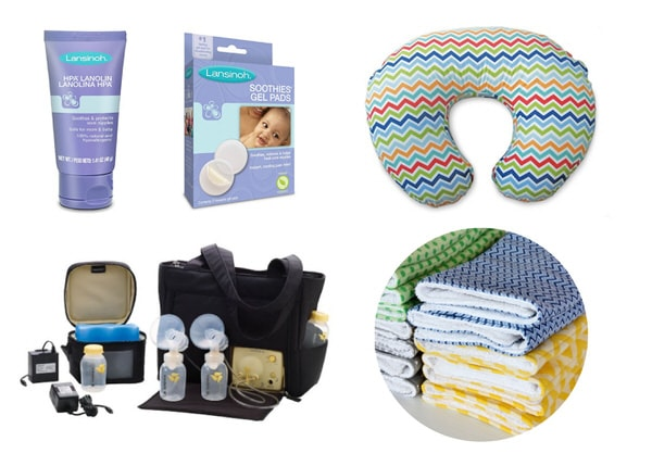 There is a lot of stuff you need for a new baby, and a lot of stuff you don't. I'm cutting away the excess and sharing the top baby essentials I relied on the second time around.