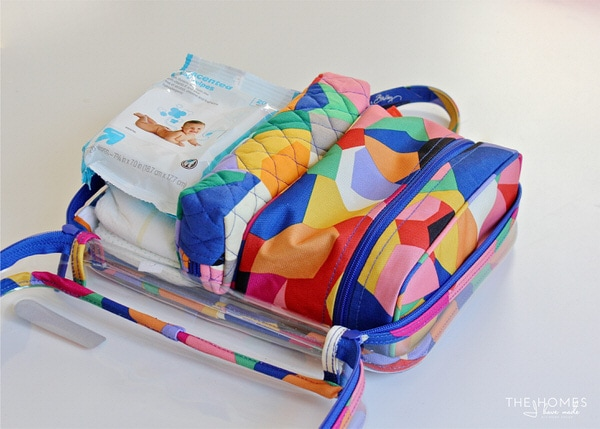 Create a Summer Essentials Tote to store everything you need for a summer full of fun!