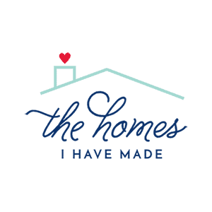 The Homes I Have Made footer