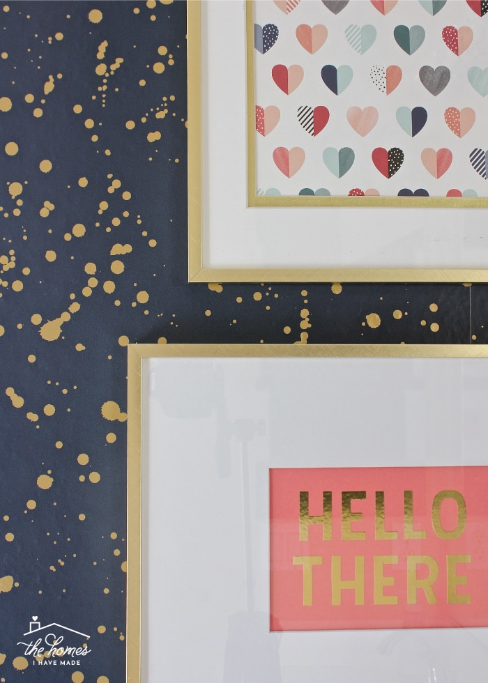 Need some quick and budget-friendly artwork solutions? These 2 inexpensive artwork ideas cost just a few dollars and can be done in mere minutes!