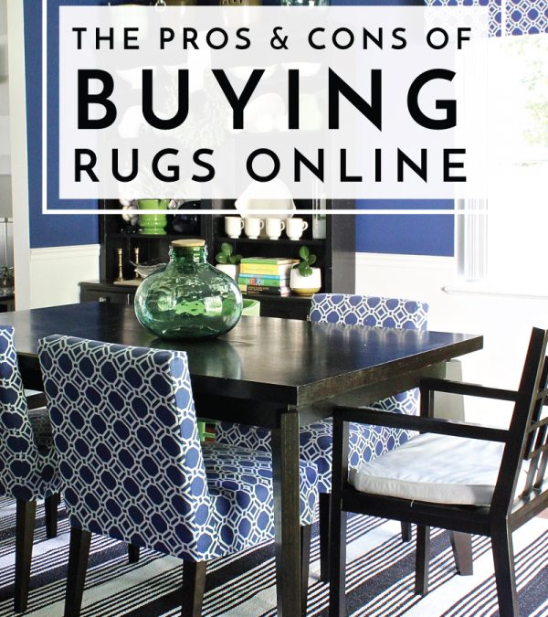Buying rugs online isn't always a foolproof process. Before you click, consider these pros and cons to buying rugs online!