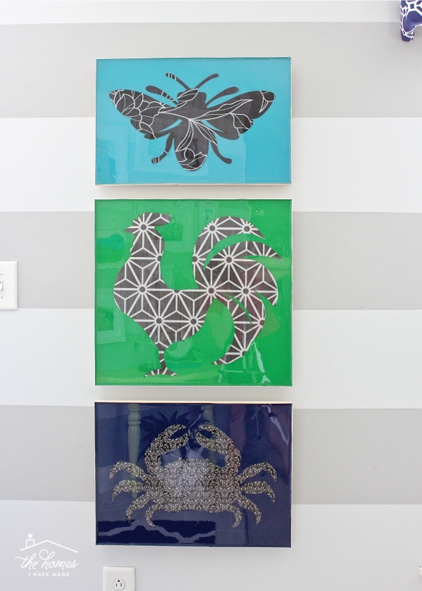 Art for your walls doesn't have to be expensive! Check out these 10 Creative Ways to Make Artwork with Paper!