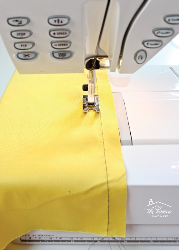 Does a sewing project you're working on call for gathering fabric? This tutorial teaches you how to gather fabric the right way - and it's easy!