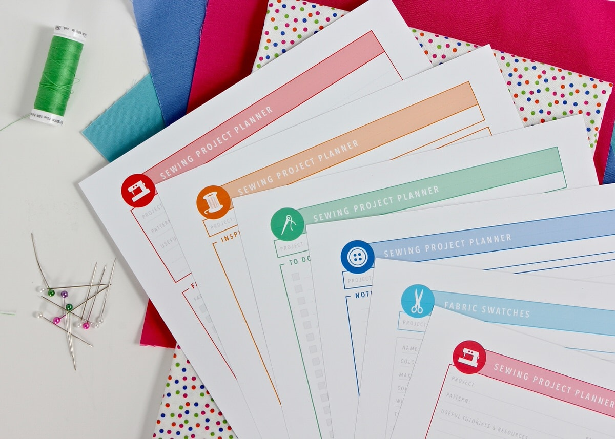 The Organization Toolbox | A Collection of Beautiful Printable Resources to Help Your Organize Your Life & Home