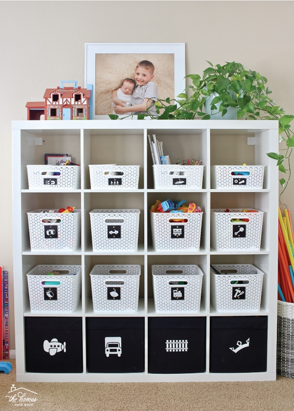 Toy Storage Solutions For The Playroom Homes I Have Made