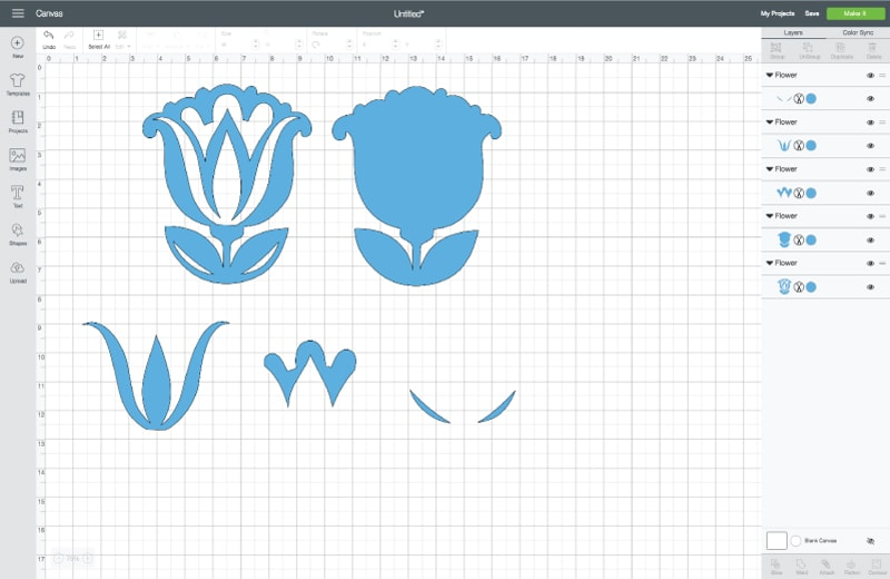 Learn how to use the best and most versatile tool in Cricut Design Space: the Contour Tool! See how to use it to make the most out of every design in your library!