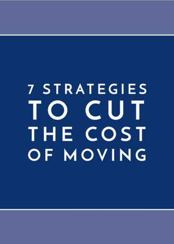 7 Strategies to Cut the Cost of Moving