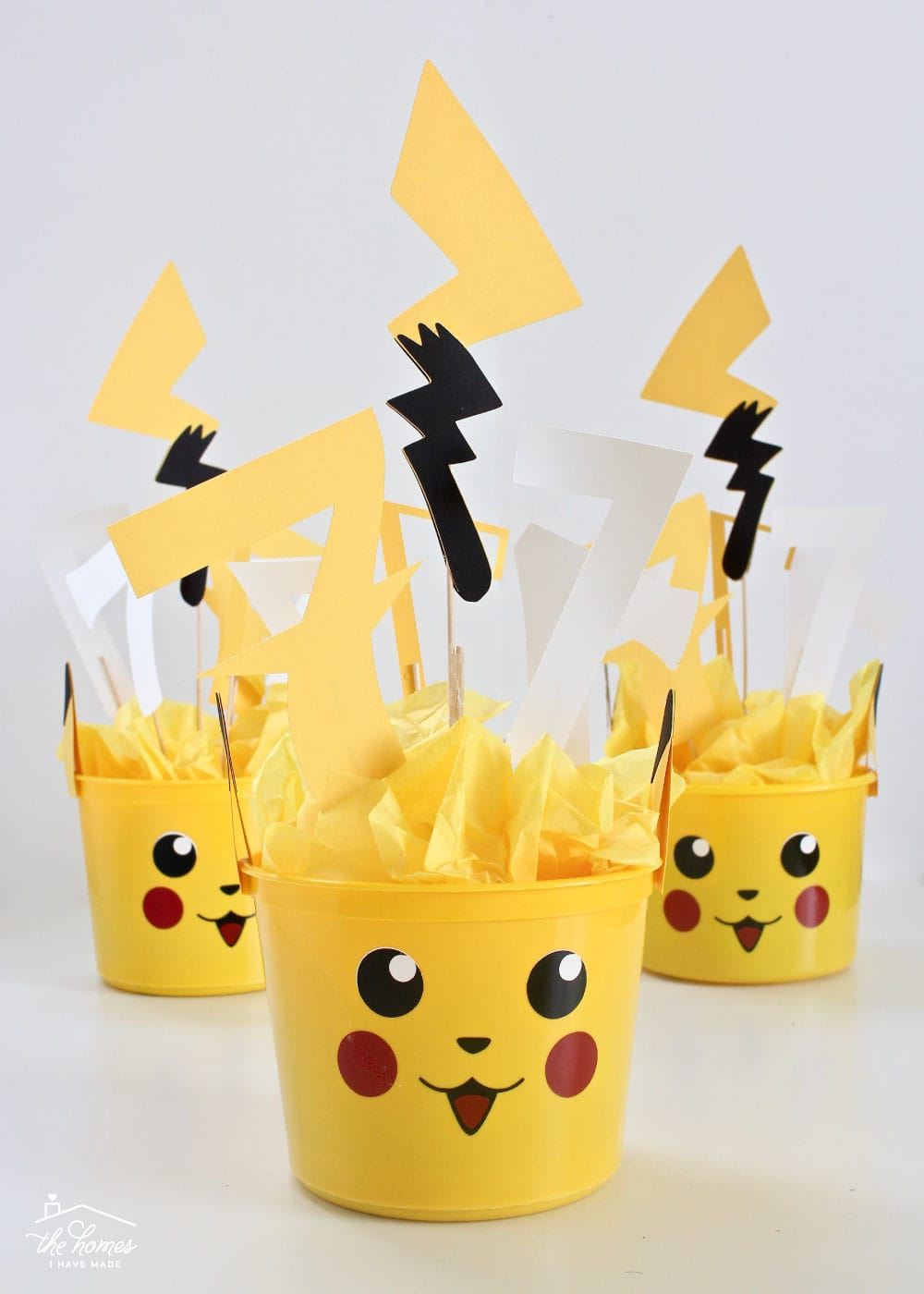 Diy Pokemon Party Ideas The Homes I Have Made