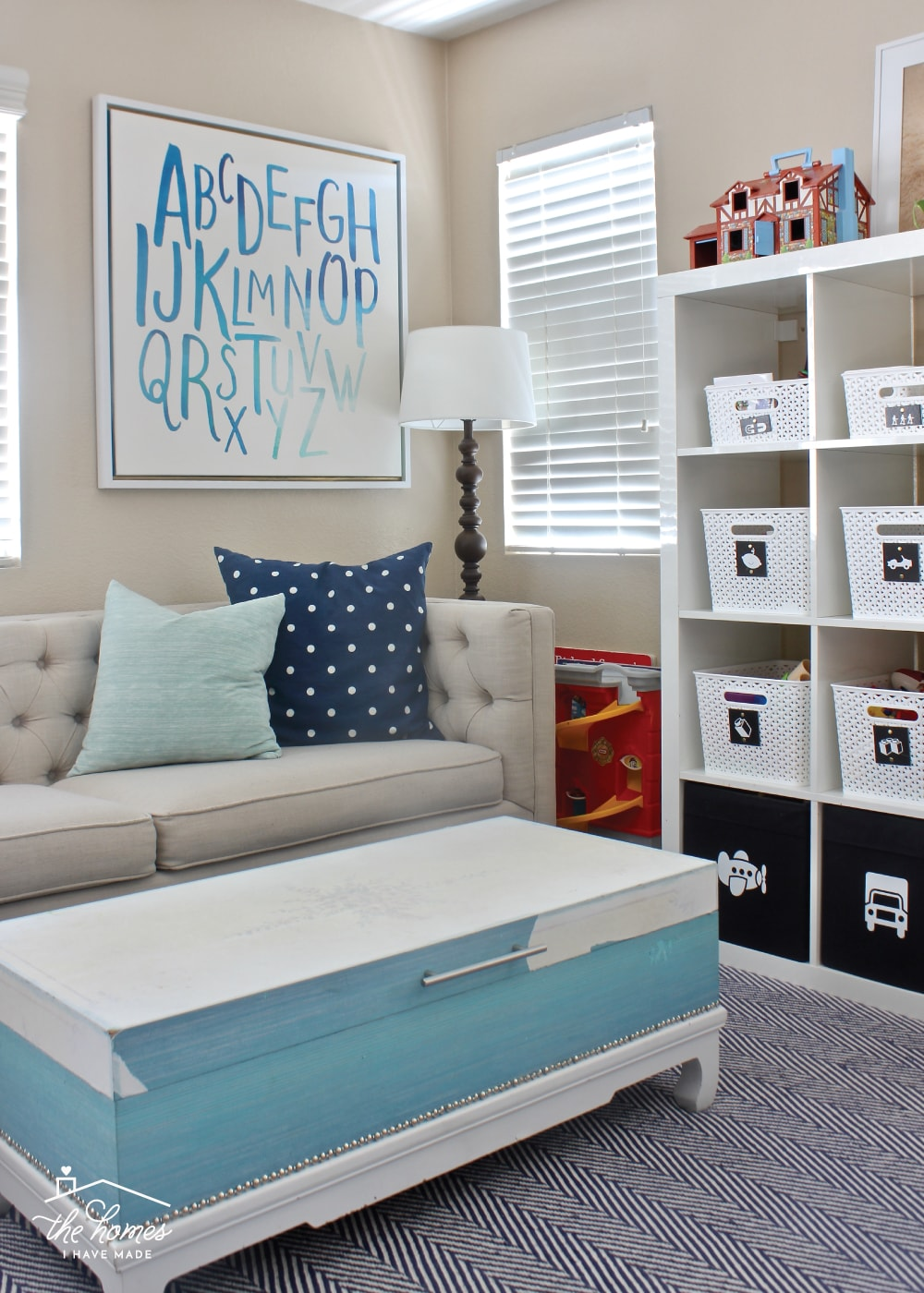 Un-Hemmed Curtains and Unfinished Projects   What You're Not Seeing From Your Favorite Bloggers
