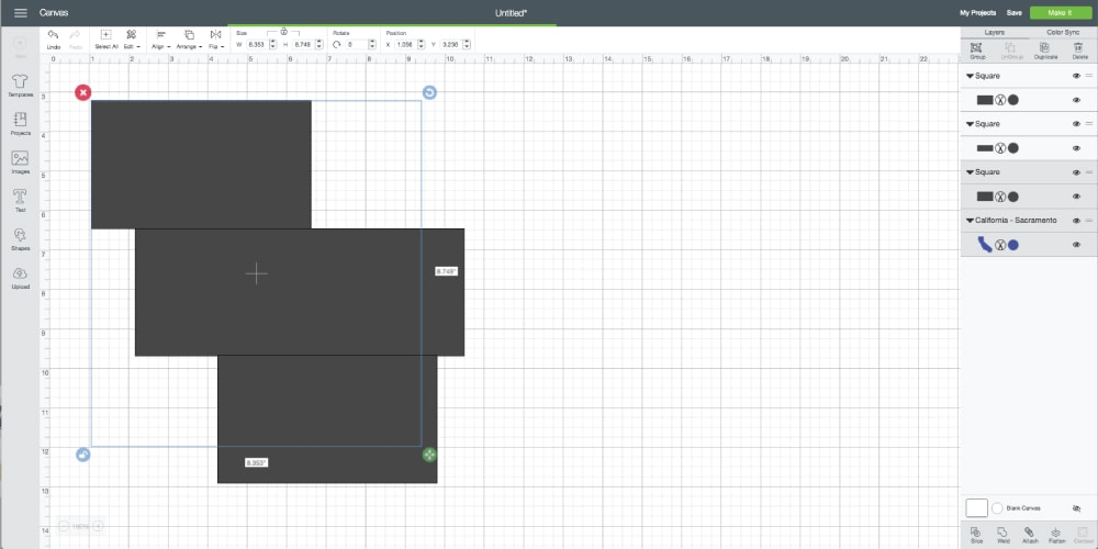 4 Creative Ways to Use the Slice Tool in Cricut Design Space | The