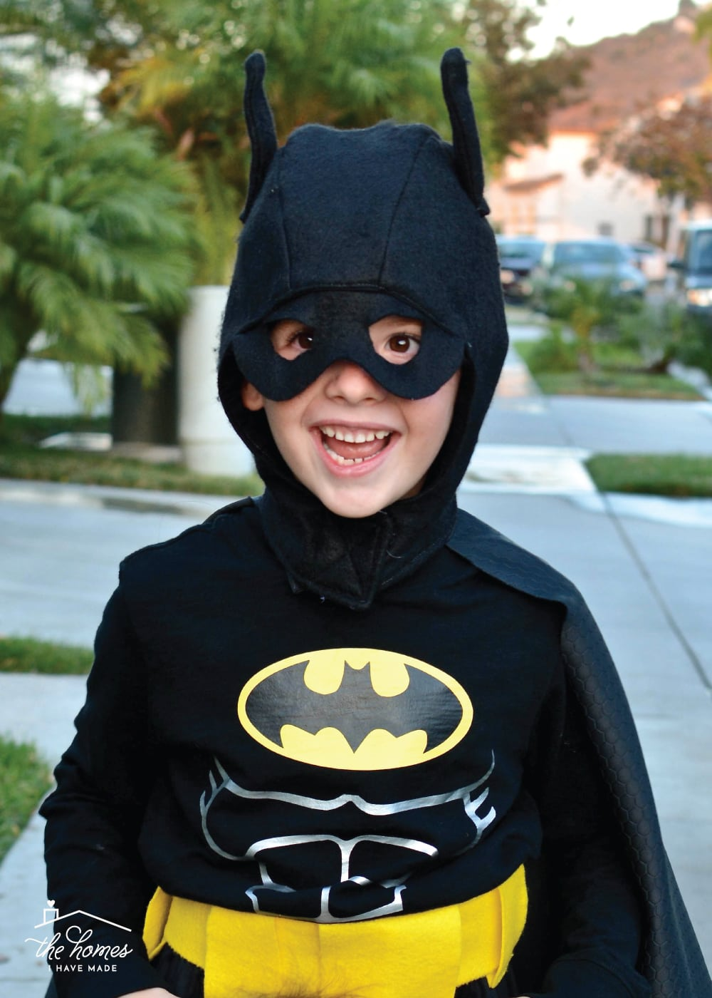lego batman costume (with batgirl & robin too!) | the homes i have made