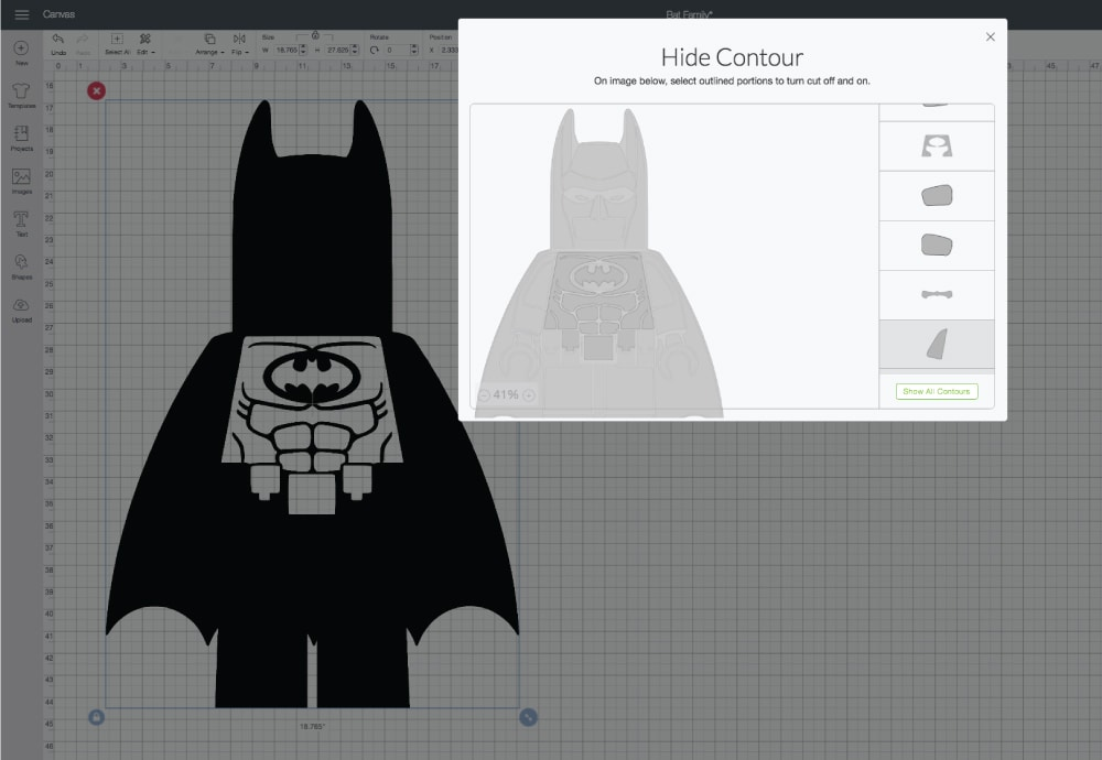 Friends are family! Get ready to make your own Lego Batman costumes (including Lego Robin and Lego Batgirl) with this easy-to-follow tutorial.