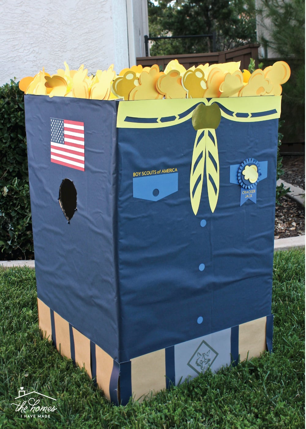 Get your Cub Scout Pack excited to sell popcorn with these fun DIY Cub Scout Popcorn Projects!