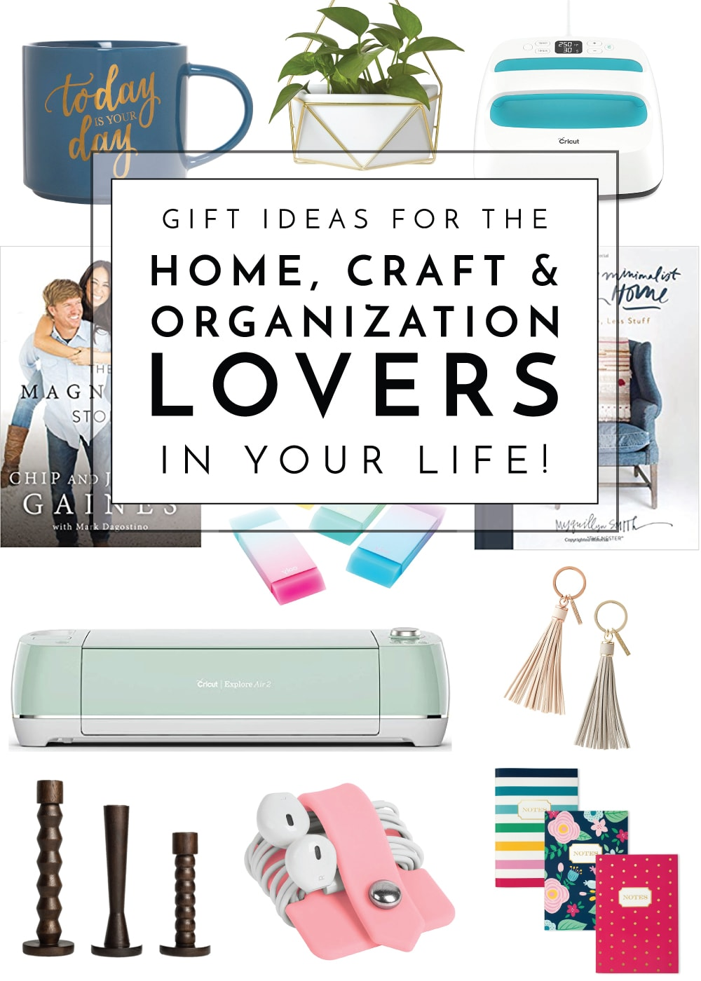 Gift Ideas For The Home Craft Organization Lovers In Your Life