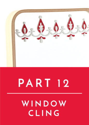 Learn the best tips and tricks for cutting and applying Cricut's Window Cling with a Cricut Explore!