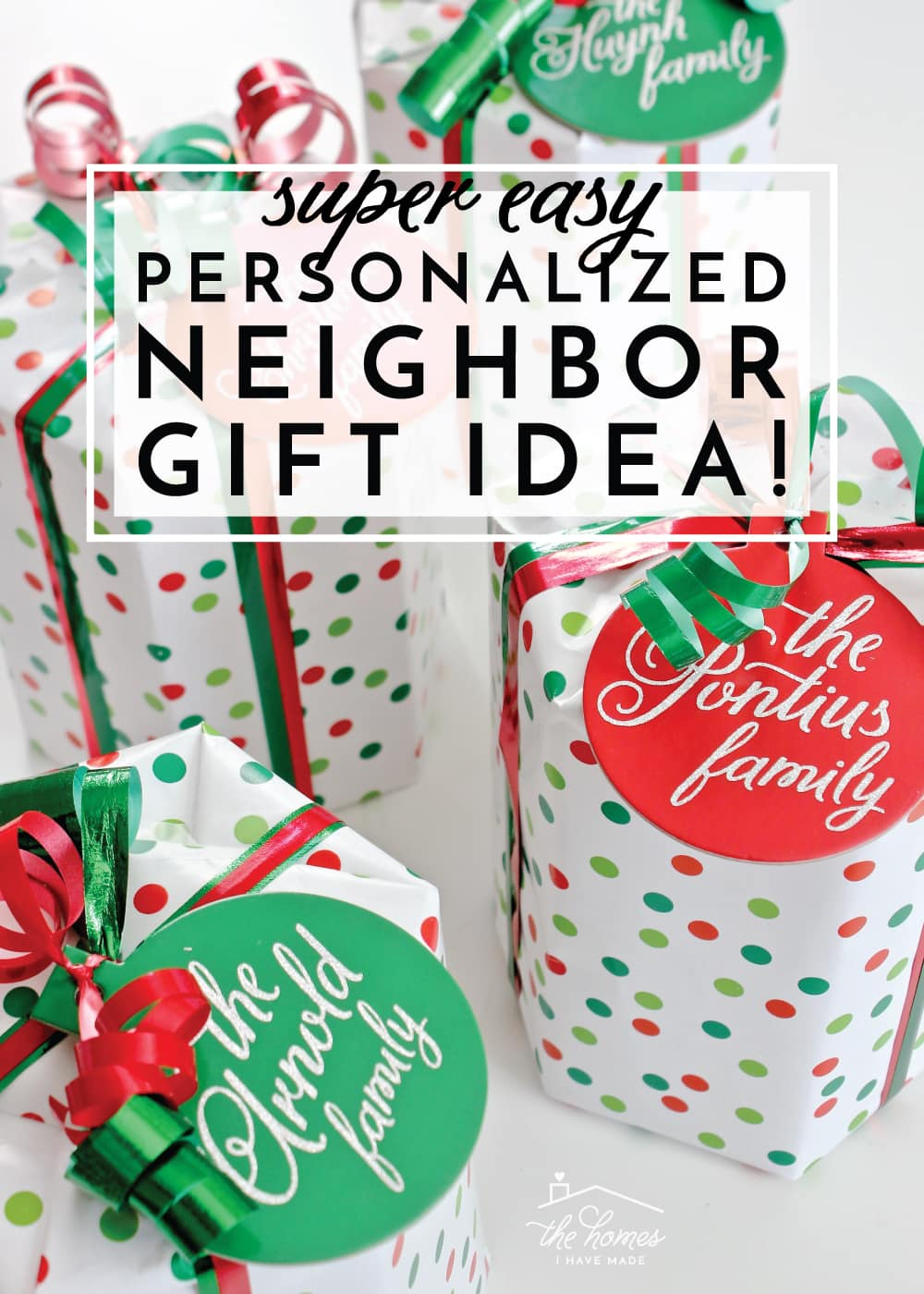Super Easy Personalized Gift Idea for Anyone On Your List! | The ...