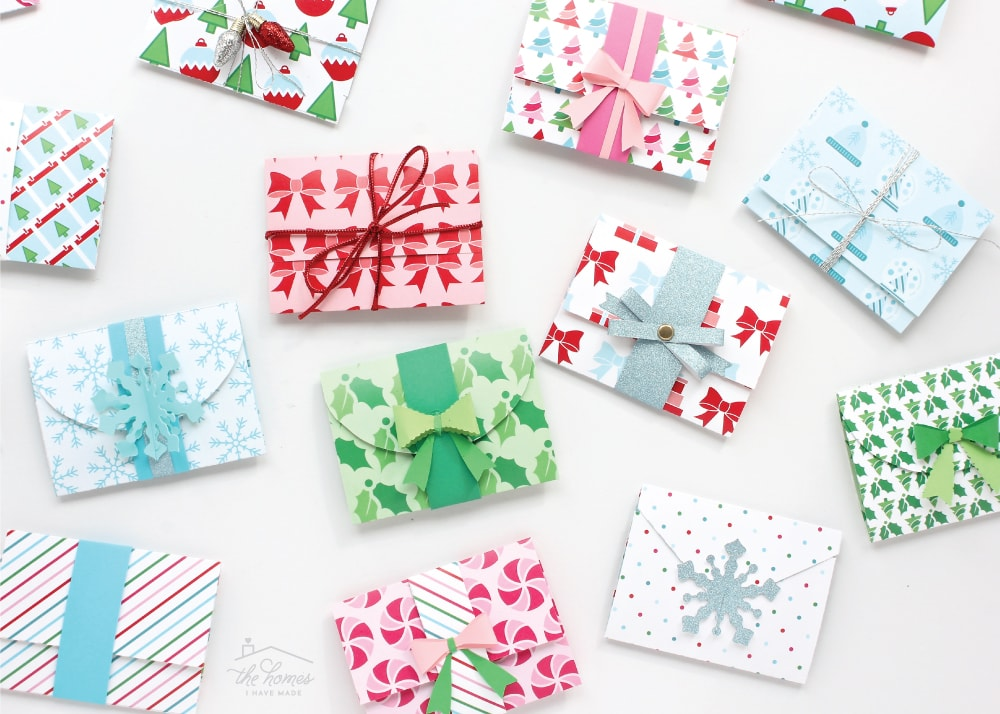 b3ca8c9bd2b8c It s easy to make your own DIY Gift Card Holders with double-sided  cardstock and