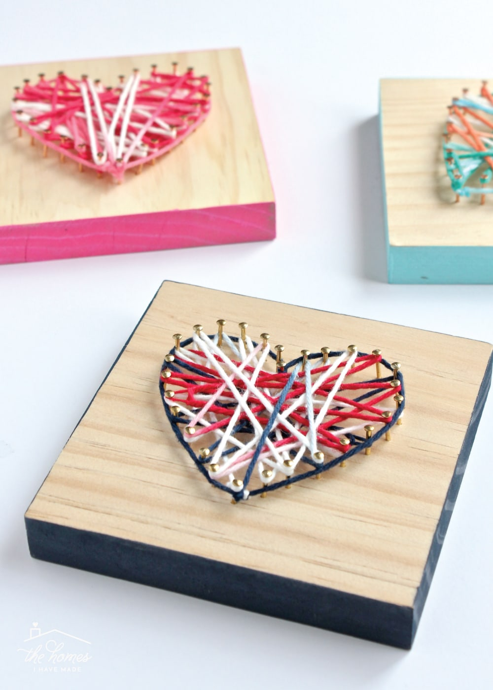 Easy Diy String Art Gift Idea Perfect For Kids The Homes I Have