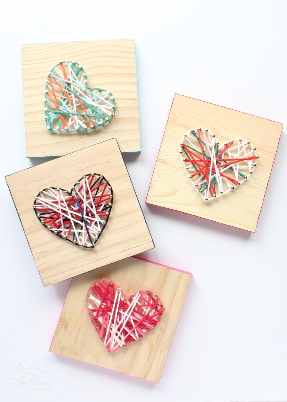 String Art Ideas For Birthdays