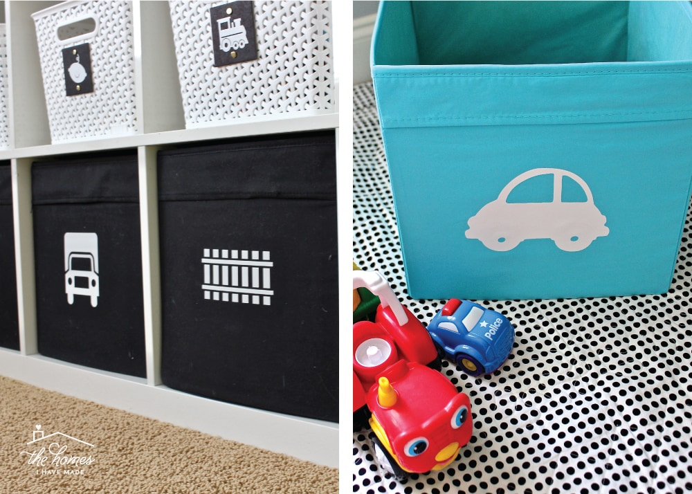 Ready to organize all the things? Check out these 70+ creative ways to label baskets, bins, boxes & more!