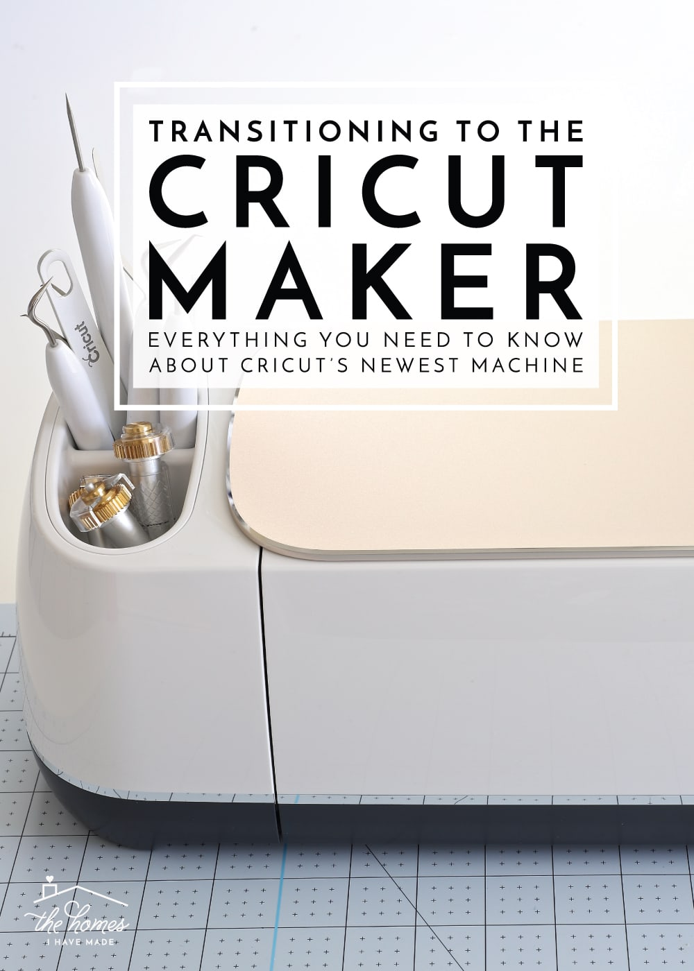 Are you wondering if it's worth upgrading your Cricut Explore Air to the Cricut Maker? I'm breaking it all down so you can make the best decision for your craft needs!