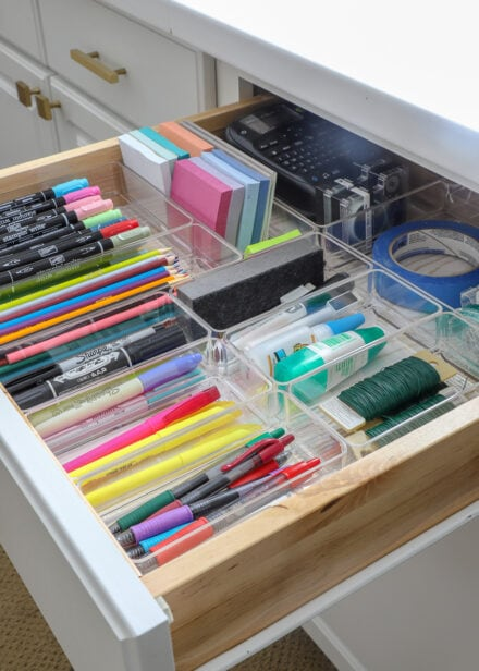 Want to make the most of every inch in your drawers but can't find the right organizer? I'm sharing how easy it is to customize your drawers with off-the-shelf drawer organizers!