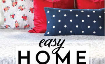 Ready to streamline your home and your routines? Check out these easy-to-make changes in order to save serious time in your day!