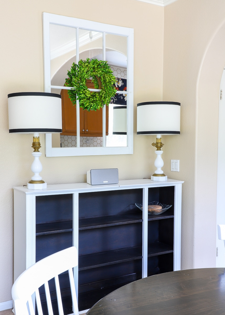 Living and Dining Room Reveal